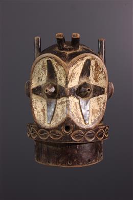 Maque Bembe - Art africain