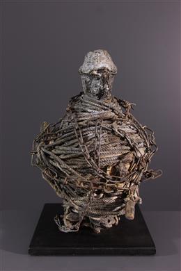 Statue Vodou - Art africain