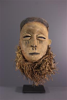 Masque Sundi - Art africain
