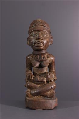 Statue Kongo Yombe Pfemba