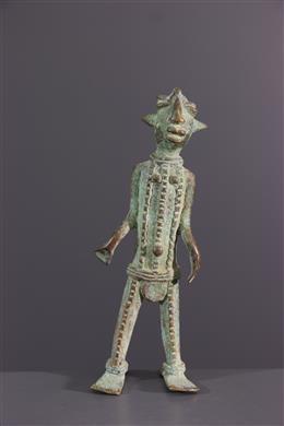 Bronze Vere - Art africain