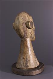 Statues africainesBuste Lega