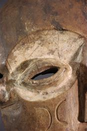 Masque africainMasque Nyanga