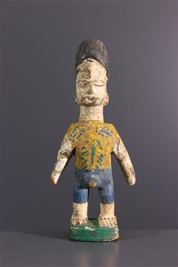 Statuette Yoruba Ere Ibeji