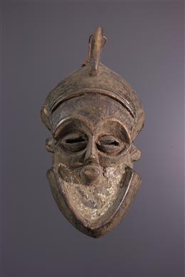 Masque Kete - Art africain