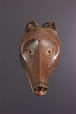 Masque Tschokwe - Art africain