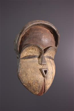 Masque Vuvi - Art africain