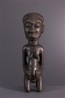 Statuette Kuba - Art africain