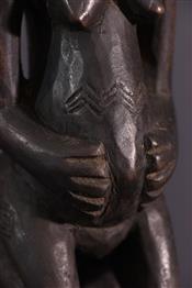 Statues africainesStatuette Kuba