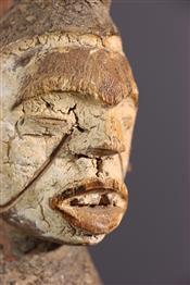Masque africainFétiche Igbo