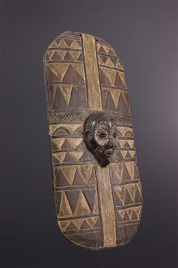Bouclier Chokwe - Art africain