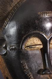 Masque africainMasque Baoule