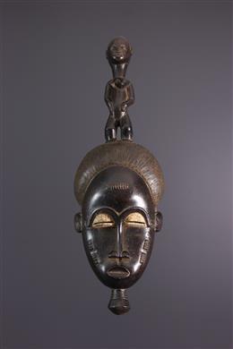 Masque Baoule - Art africain