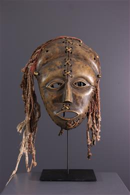 Masque Luvale - Art africain