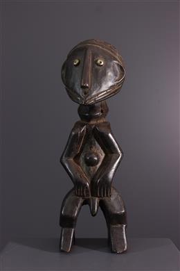 Statuette Ngombe - Art africain
