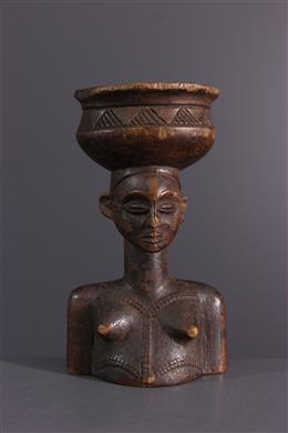 Coupelle Tabwa - Art africain