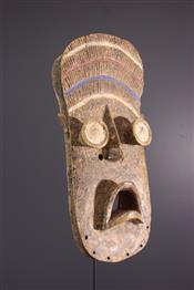 Masque africainMasque Kru