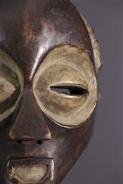 Masque africainMasque Mbagani