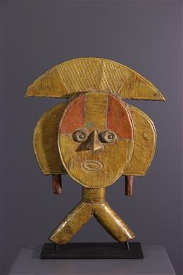 Figure de reliquaire Kota du Bweete