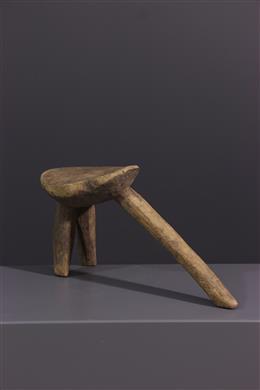 Siège Lobi - Art africain