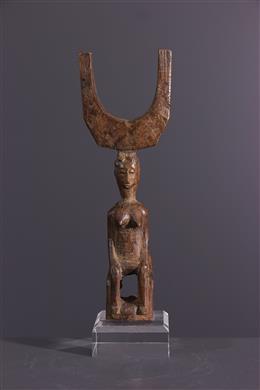 Fronde Baoule - Art africain