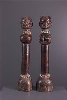 Fétiches Makonde - Art africain