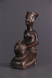 Statues africainesStatuette Shoowa