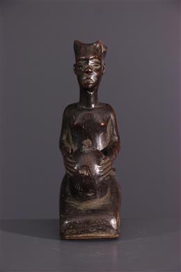 Statuette Shoowa - Art africain