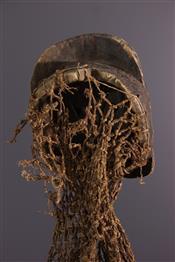 Masque africainMasque Mbunda
