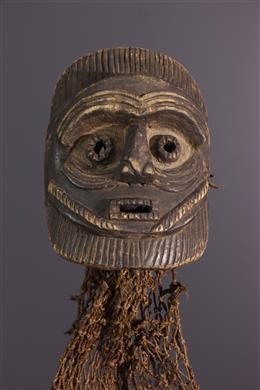 Masque Mbunda - Art africain