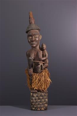 Statue Pende - Art africain