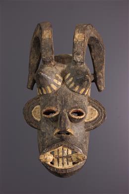 Masque Igbo Mgbedike