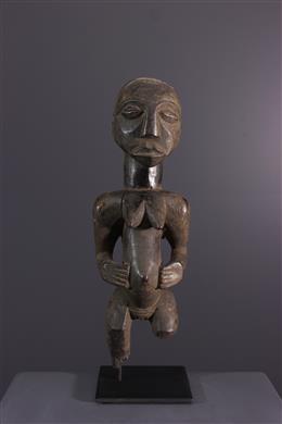 Statue Kusu - Art africain