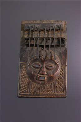 Sanza Tschokwe - Art africain