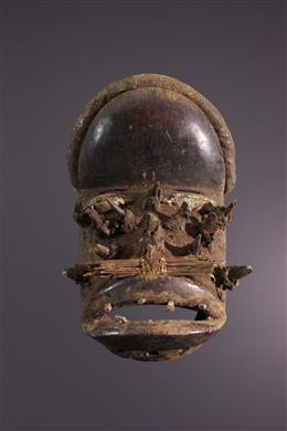 Masque Wobé - Art africain