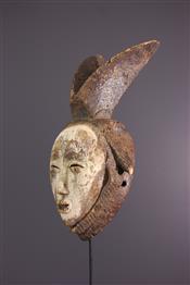Masque africainMasque Lumbu