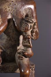 MaternitéStatue Chokwe