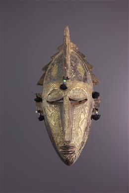 Masque Warka - Art africain