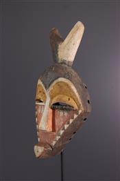 Masque africainMasquette Pende