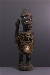 Statue Solongo