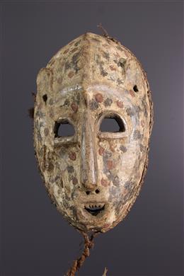 Masque Ngbandi - Art africain