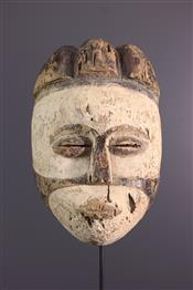 Masque africainMasque Okuyi