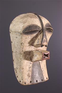 Masque Luba songye Kifwebe