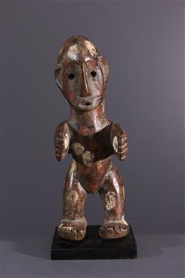 Statue Pere  - Art africain