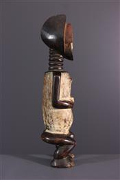 Statues africainesStatuette Mbete