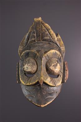 Masque Ibibio - Art africain