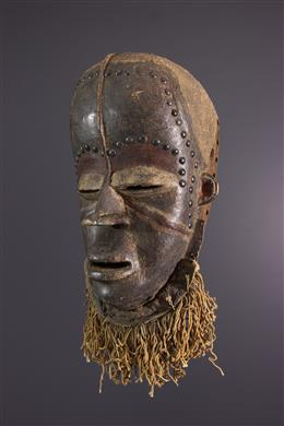 Masque Bete - Art africain