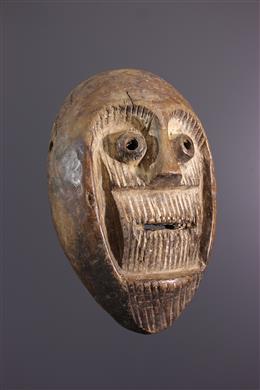 Masque Metoko - Art africain