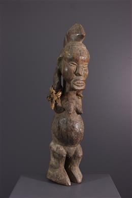 Statue Lari - Art africain