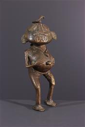 bronze africainBronze Tikar